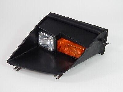 Original 1987-92 Ferrari F40 Front Headlight Indicator Light Unit 138314