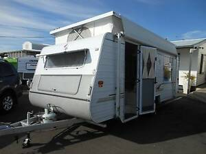 2001 Crusader Adventurer Pop Top; A/C; Annexe. Pialba Fraser Coast Preview