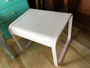 Blush single side table - 1 available