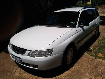 Holden Commodore Wagon 2002
