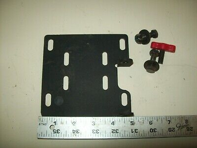 Steel Motor Mounting Bracket From Sears Craftsman Table Model Drill Press