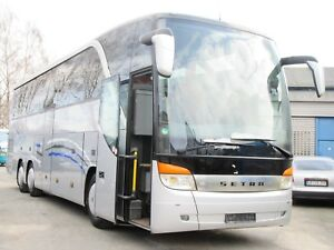 Setra S 415 HDH 48S/KLIMA/WC/XENON/TV/DEUTSCH