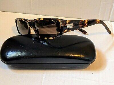 AUTHENTIC GUCCI Mens Womens Vintage Sunglasses TORTOISESHELL GG 2450 4TM