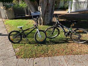 Mountain bike - BMX package