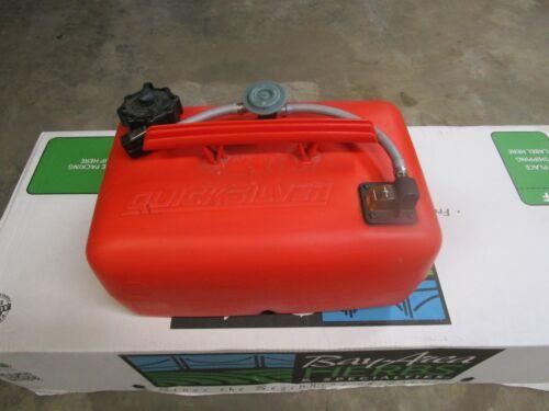 Quicksilver 6.6 gallon fuel tank