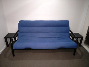 Queen size futon/sofa great condition Redbank Plains Ipswich City Preview