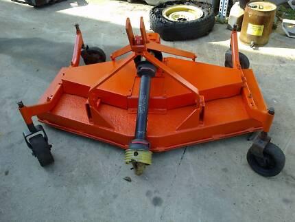howard 5ft finishing mower