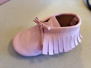 FOUND: did you loose this Old Navy pink baby slipper/shoe?