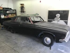 REDUCED PRICE - 1963 Plymouth Belvedere