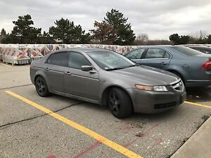 2006 Acura TL 161,908 kms only