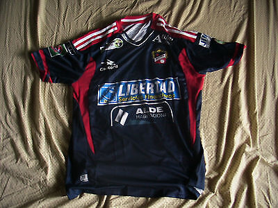 Team Irapuato Mens Navy Official Soccer Jersey Concord Size XL 2011 image
