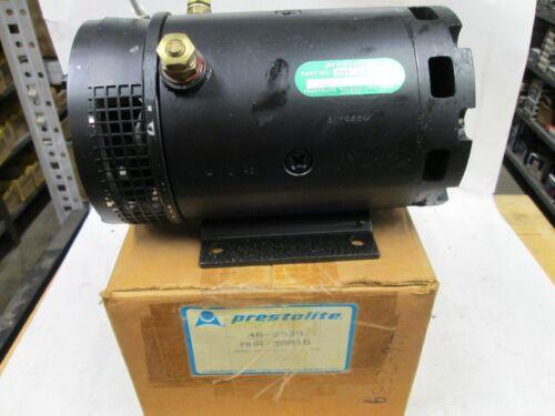 Prestolite 46-2539 / MHR5001 New Hyd Pmp Motor CCW 36-48V Clark-Hanifin-Haldex