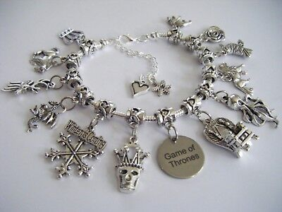 Buy cheap Game of Thrones Charm Bracelet The Night King House products