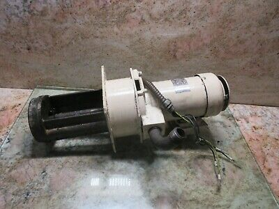 Yaskawa Coolant Pump Type Yfpc-40djf 0.4kw 2p Mc-50va Cnc