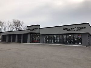 Unauthorized wheel and tire warehouse 90 days no payments