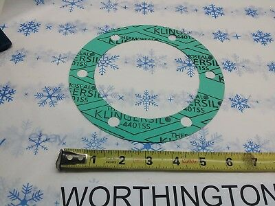 High Pressure Compressor Worthington Gasket Gkt-2052-a