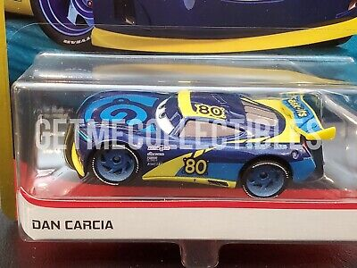DISNEY PIXAR CARS DAN CARCIA GASK-ITS NEXT GEN RACERS 2020 SAVE 6% GMC