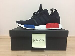 Adidas NMD_R1 PK OG Black/Red/Blue - Sz 9.5US & 5.5US Mens Merrylands West Parramatta Area Preview