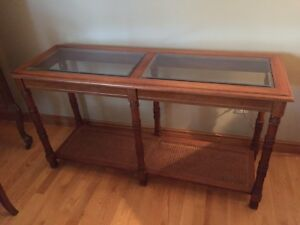 Sofa/cocktail table for sale