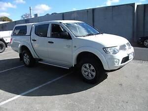 2012 Mitsubishi Triton Ute Ringwood Maroondah Area Preview