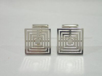 TIFFANY & CO. sterling silver cufflinks Germany