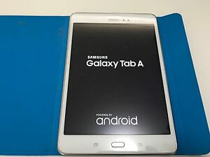 "Samsung Galaxy Tab A 8.0"" 16gb LTE Kellyville The Hills District Preview"