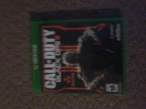 XBOX ONE Call of Duty Black Ops III only played once $40.00