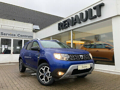 Dacia Duster Celebration Blue dCi 115 2WD