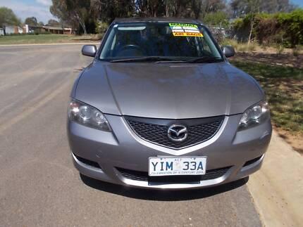 2005  Mazda3 Manual Sedan