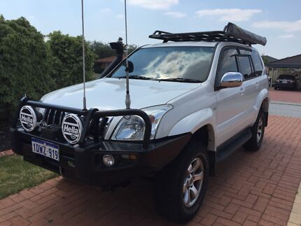 Prado 120 Grande 2004 4x4 with the lot Pearsall Wanneroo Area Preview