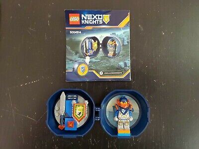 5004914 LEGO Nexo Knights Armour Pod Polybag Minifigure perfect condition