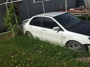 2006 Mitsubishi Rally art FOR PARTS or Parts car
