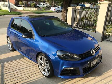 Immaculate 2011 MY11 Volkswagen Golf R with 25k kms