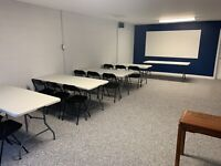 Need a classroom? Or meeting space?