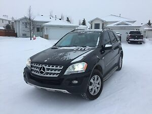 2009 Mercedes ML320 BlueTec