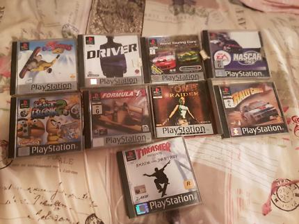9 PlayStation 1 Games