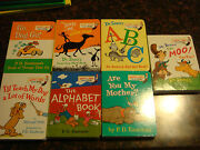 Toddler Board Books Lot
