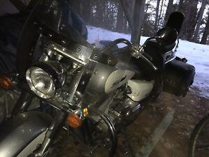 Honda Shadow spirit 750cc - 2006