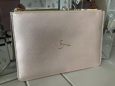 Katie Loxton Bride Clutch Bag Pearlescent