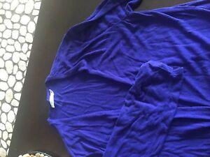 Ricki's XXL long cardigan. 3/4 sleeve, good condition