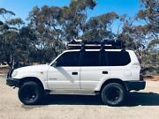 1997 Toyota LandCruiser SUV Manly Manly Area Preview