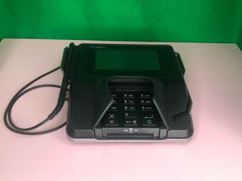 Refurnished Verifone MX-915 PIN PAD Marathon KEY with Pen and Connector Block.