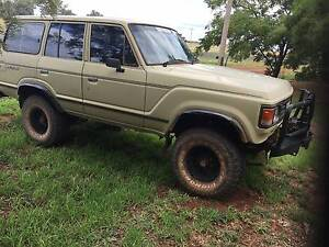 1984 Toyota LandCruiser Other Dubbo Dubbo Area Preview