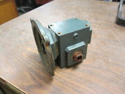 Grove Gear Flexaline Reducer Hmq-213-1 Ratio 301 0.328hp In 56c Frame Used