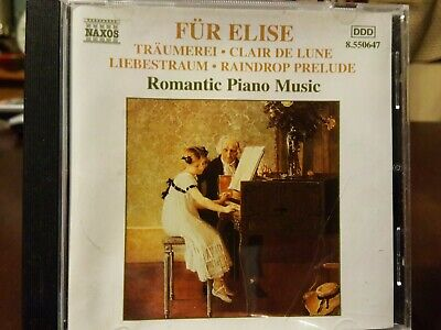 Best of Romantic Piano Music / Various by VARIOUS ARTISTS