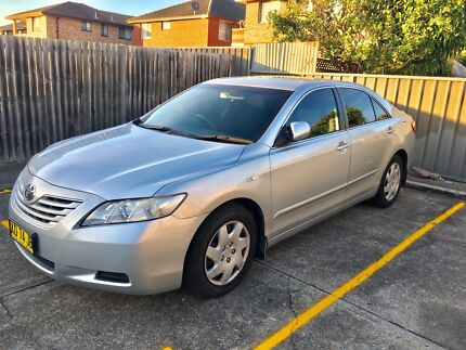 2007 Toyota Camry Altise Lakemba Canterbury Area Preview