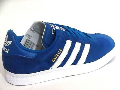 Adidas Gazelle II Mens Shoes Trainers Uk Size 7 - 12    G96680 Originals