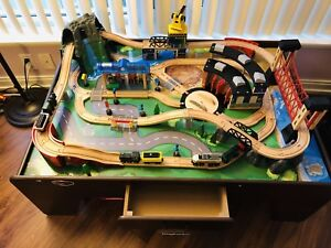 Imaginarium 100+ Mountain Rock Train Table