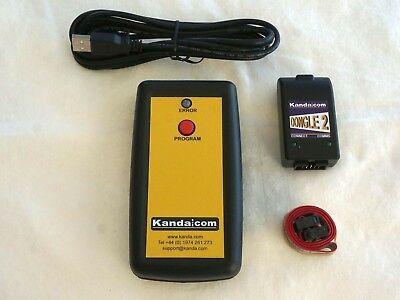 Atmel Avr Hand Held Programmer Starter Kit With 256k Memory Usb