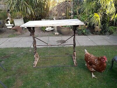 Lovely Old Marble Table